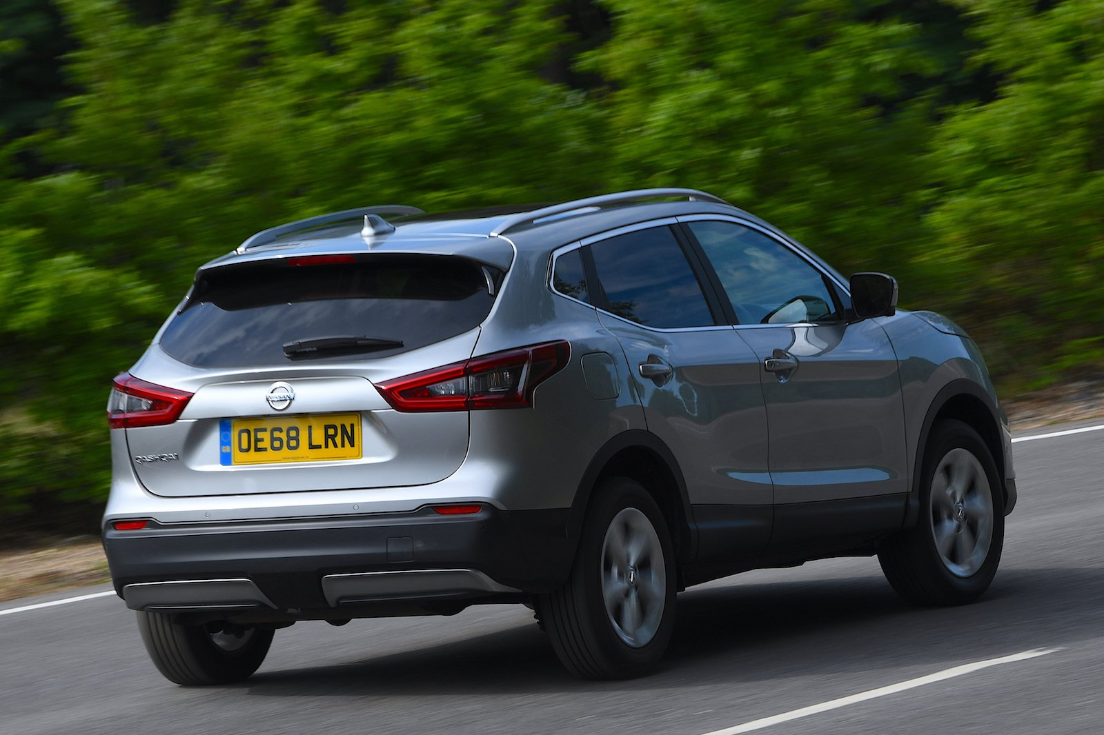 Used Nissan Qashqai long-term test review