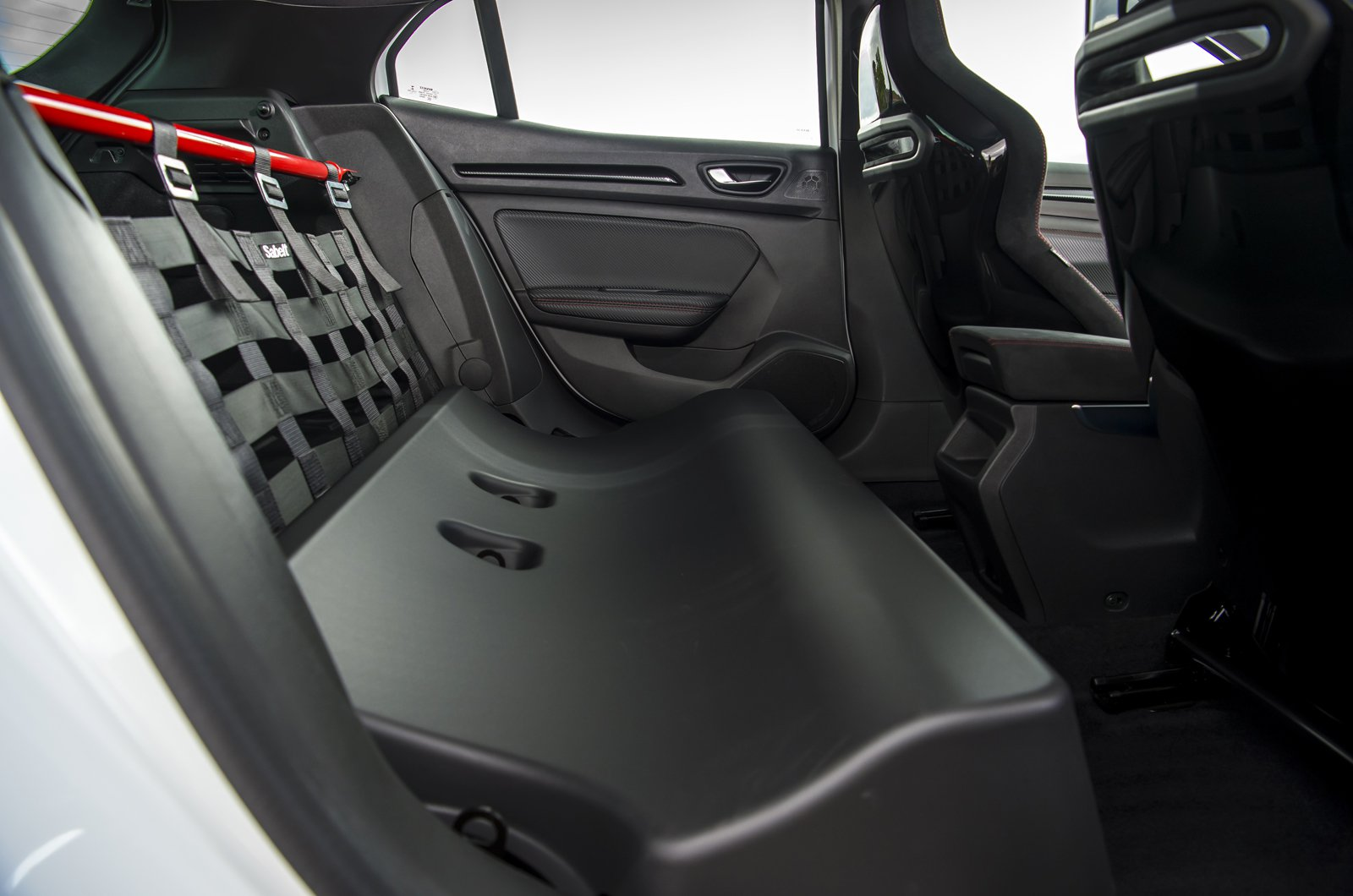 Renault Megane RS Trophy-R interior