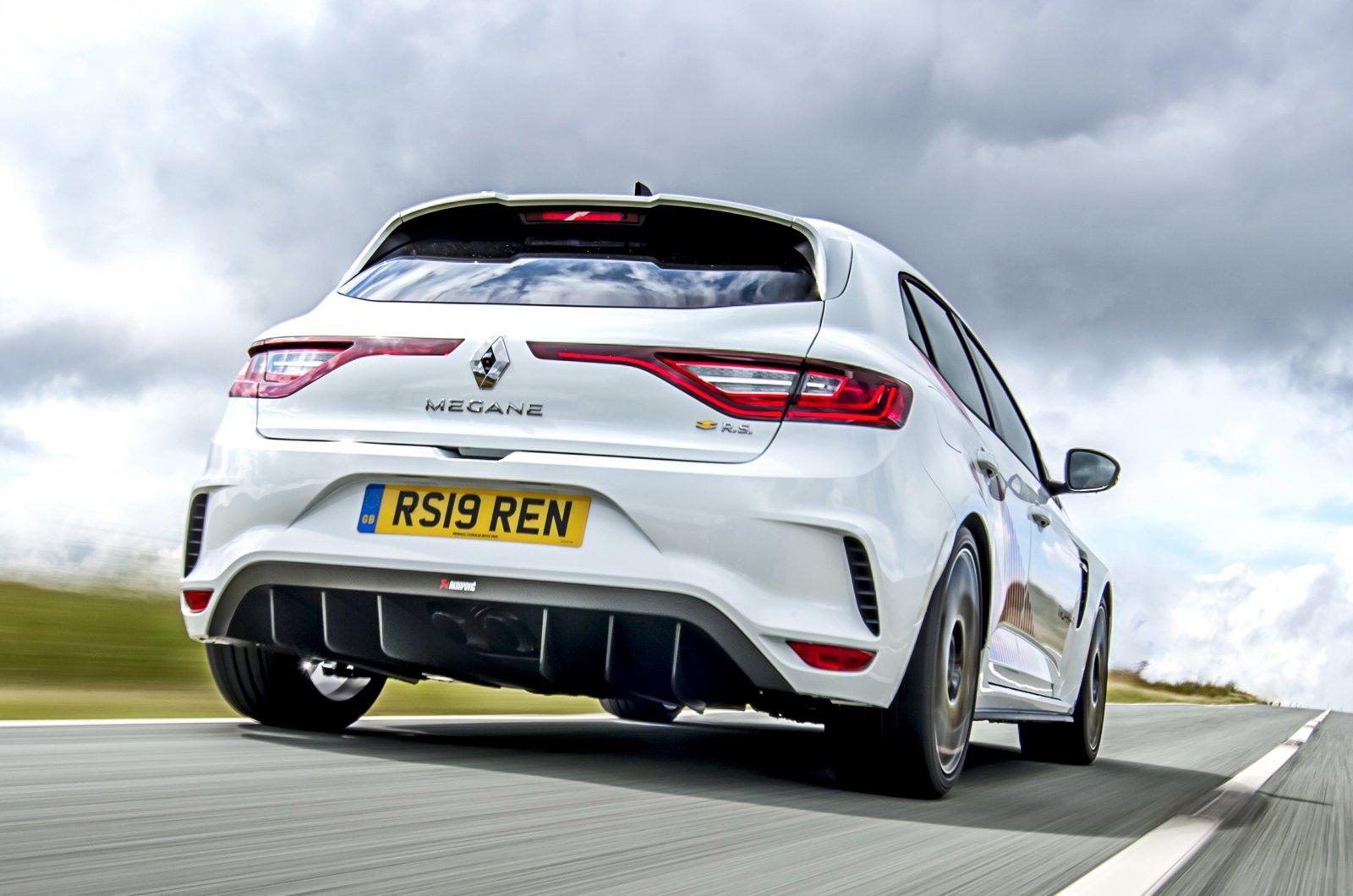 Renault Megane RS Trophy-R rear