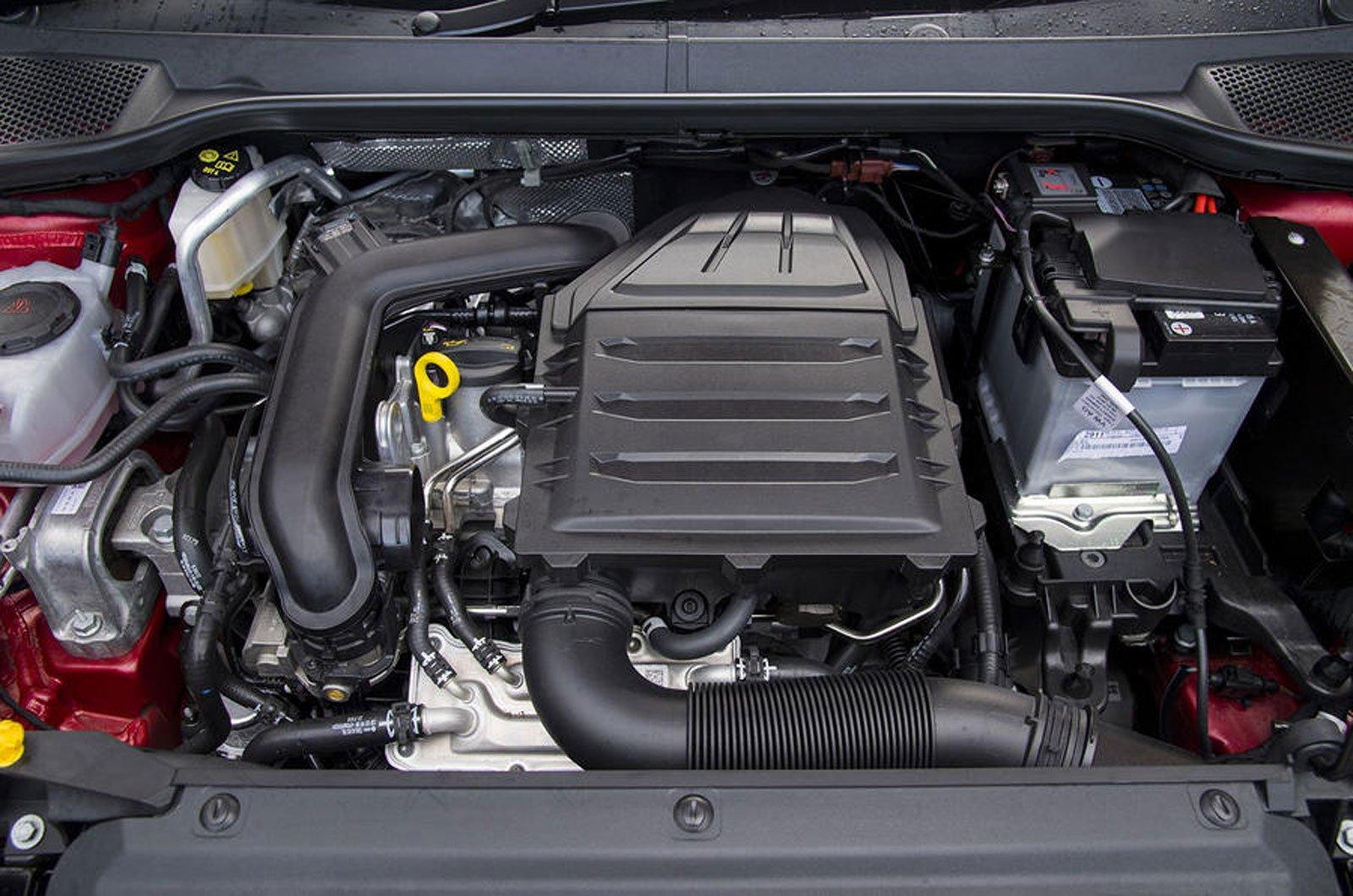 Seat Arona engine