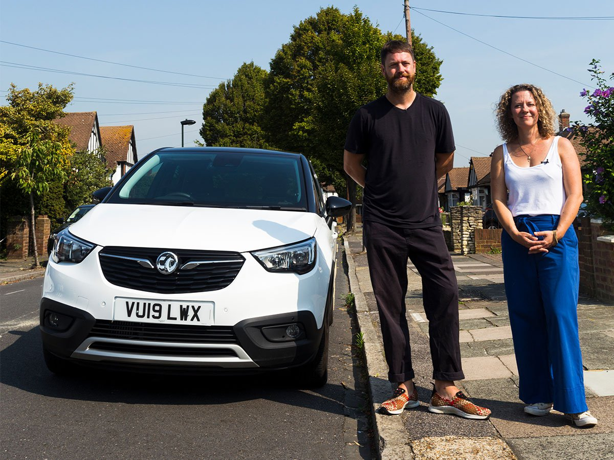 We gave the Vauxhall Crossland X to the Wilkinsons to see how it could cope with a modern family tribe
