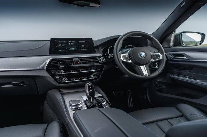 BMW 6 Series GT - interior