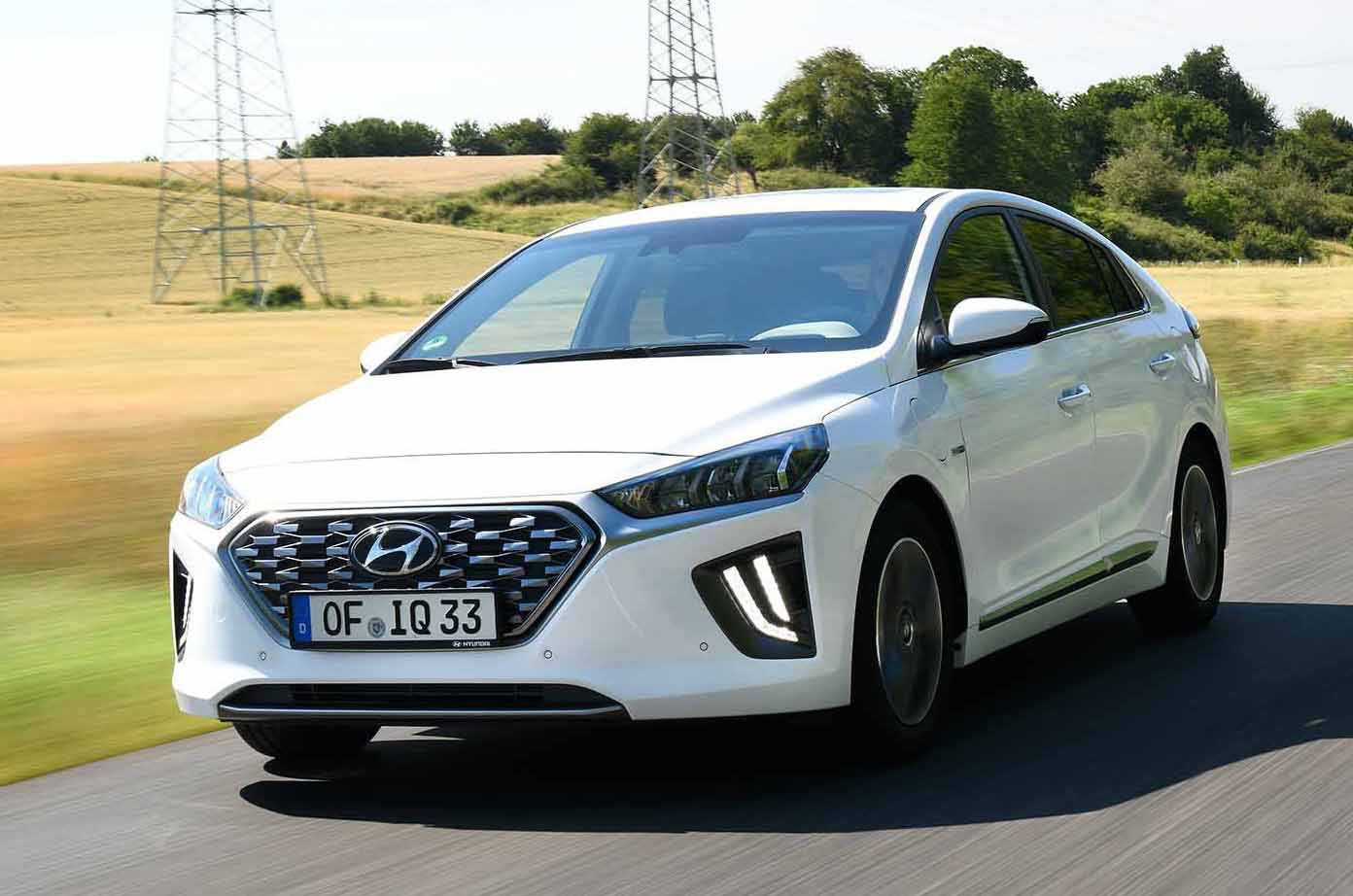 Hyundai Ioniq 1.6 GDi Hybrid Premium