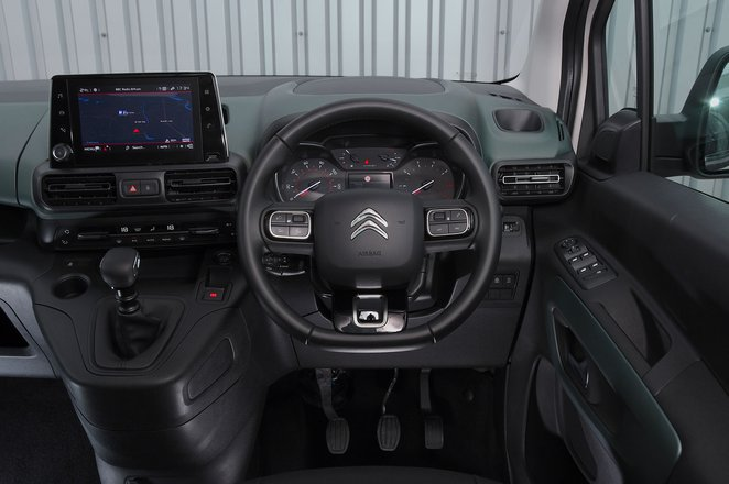 Citroën Berlingo - interior