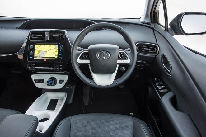 Toyota Prius - interior