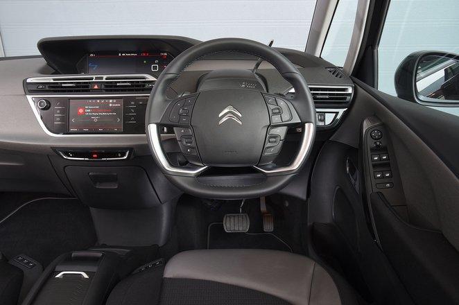 Citroën Grand C4 Spacetourer - interior