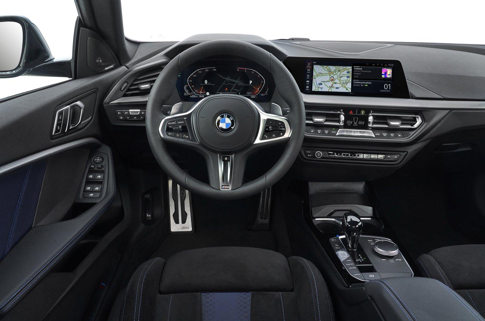 2020 BMW 2 Series Gran Coupe dashboard