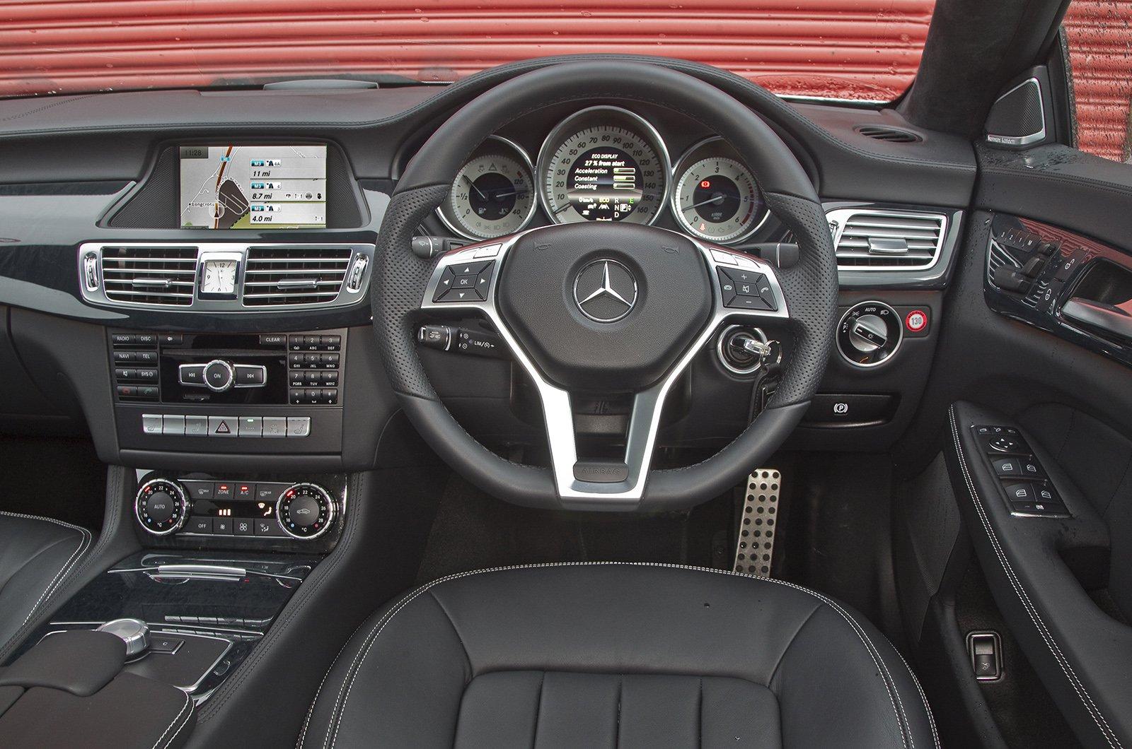 Used Mercedes CLS Shooting Brake 2012 - 2018