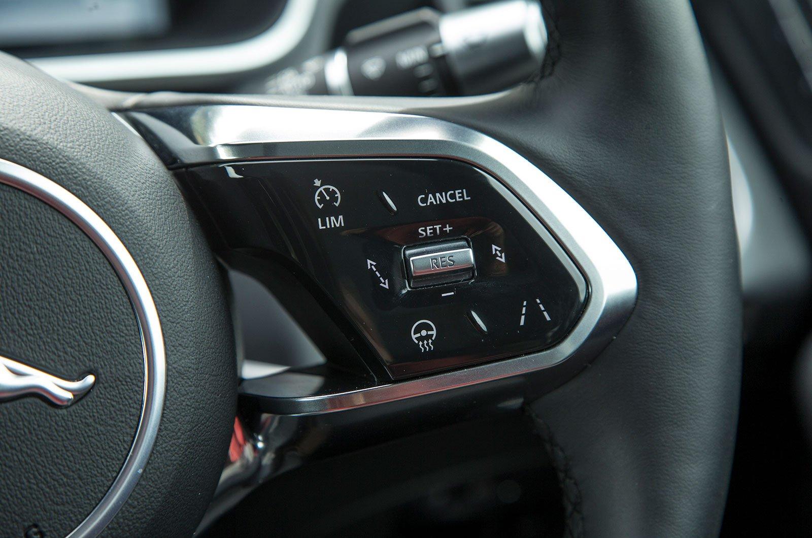 Jaguar Drive Assist
