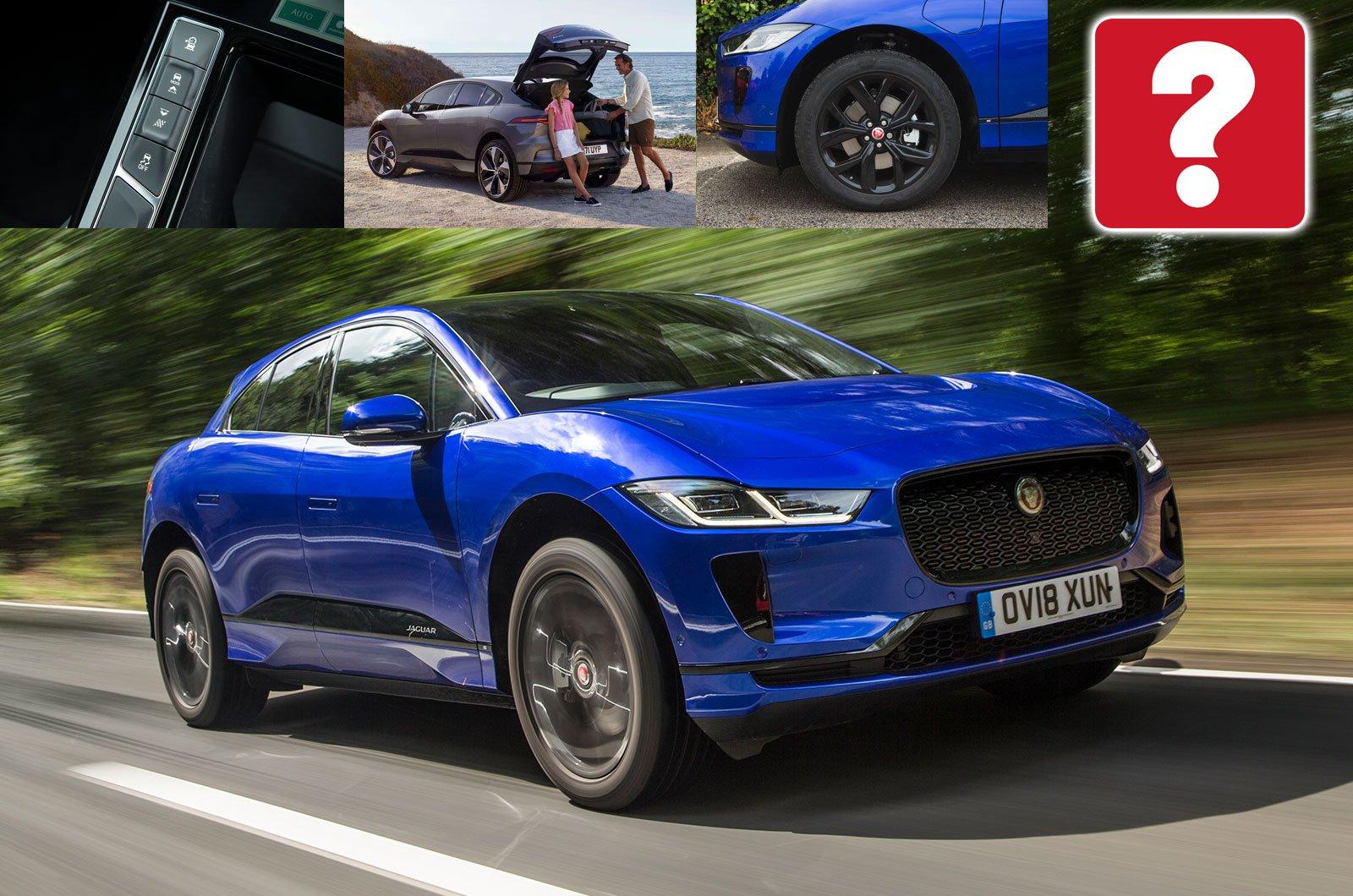 How to spec a Jaguar I-Pace