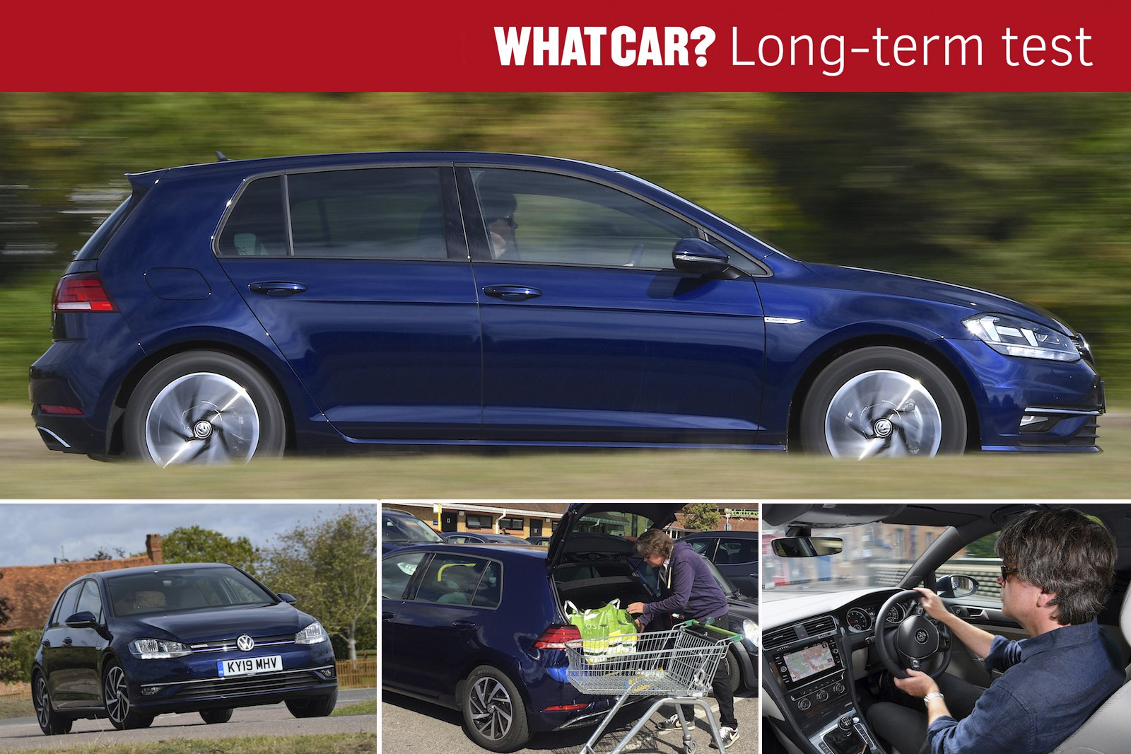 Volkswagen Golf long-termer