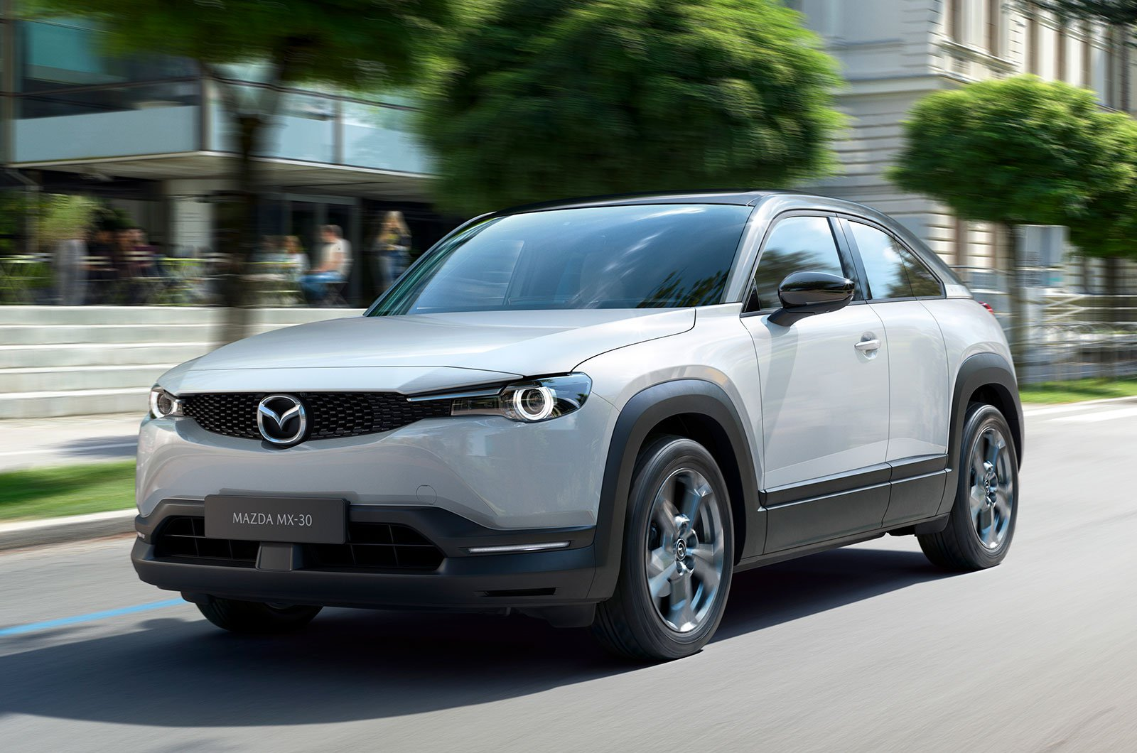 2021 mazda mx-30 electric suv revealed: price, specs and