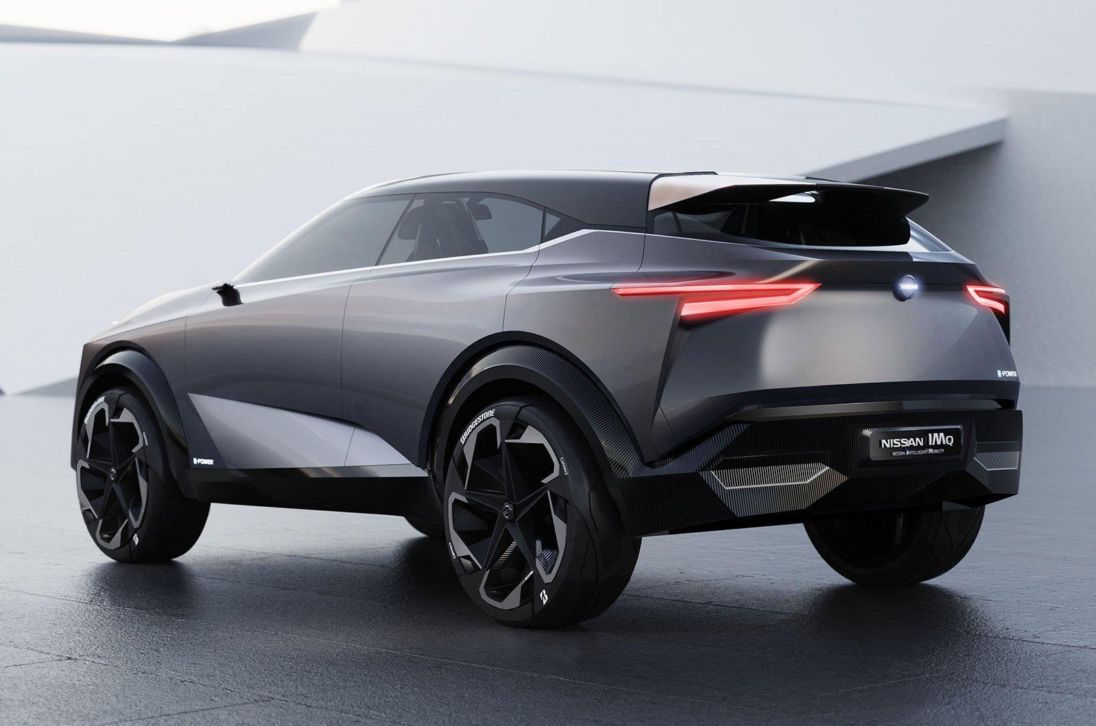 Nissan iMQ rear