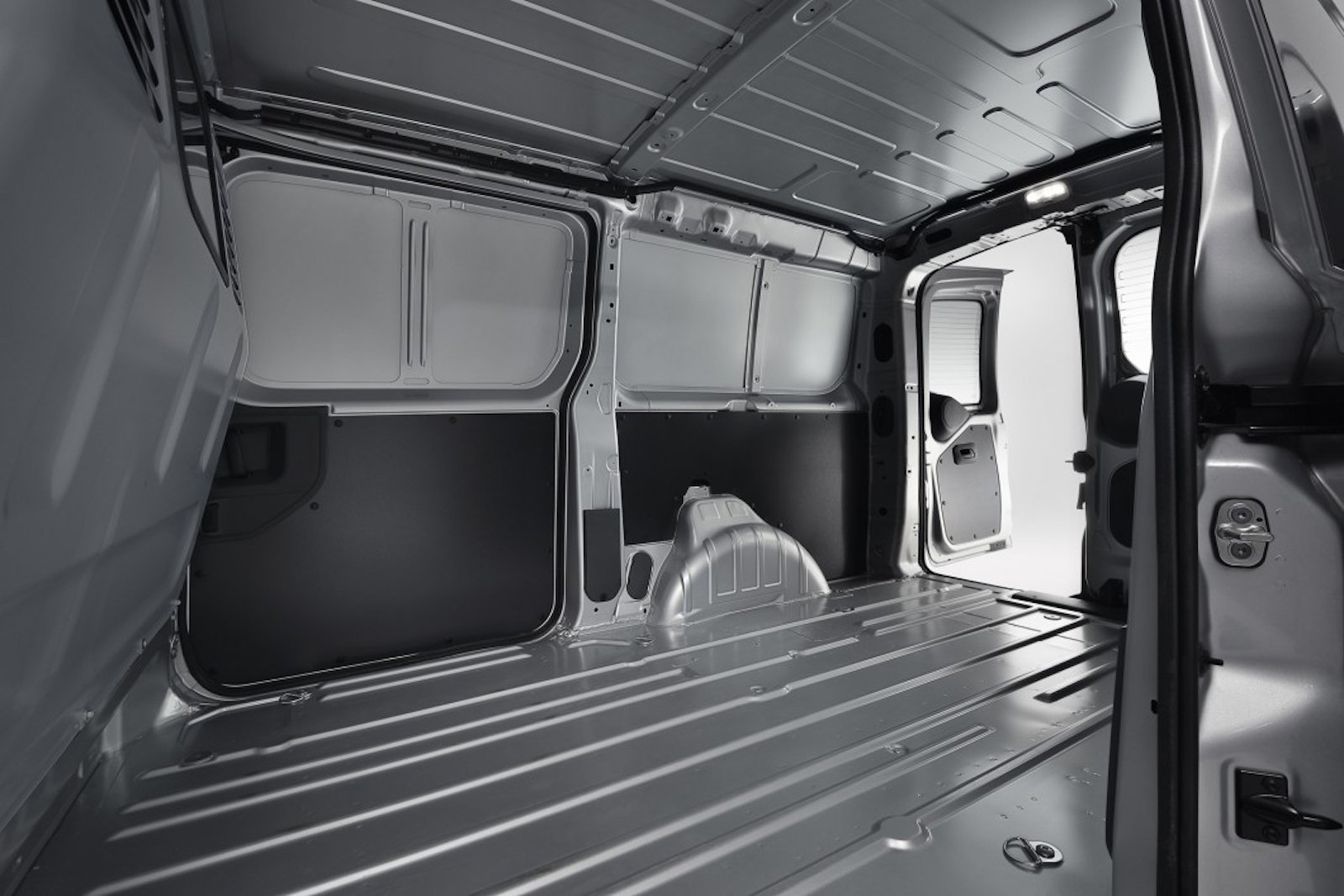 Toyota Proace load bay