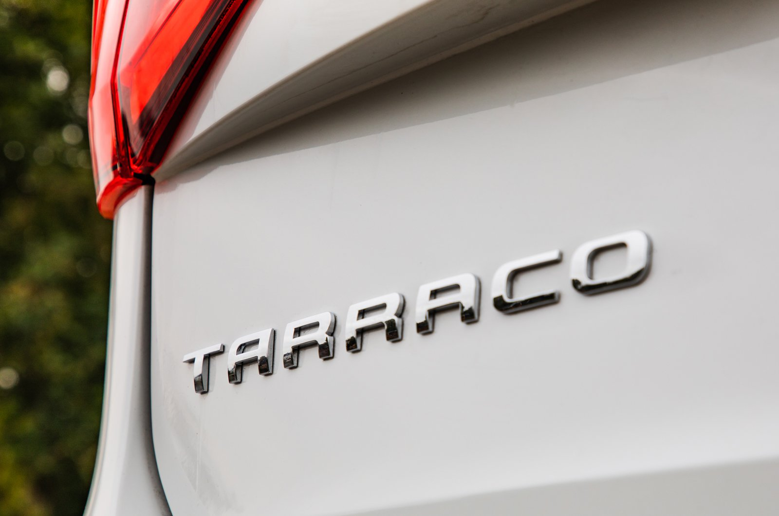 Long-term Seat Tarraco boot badge