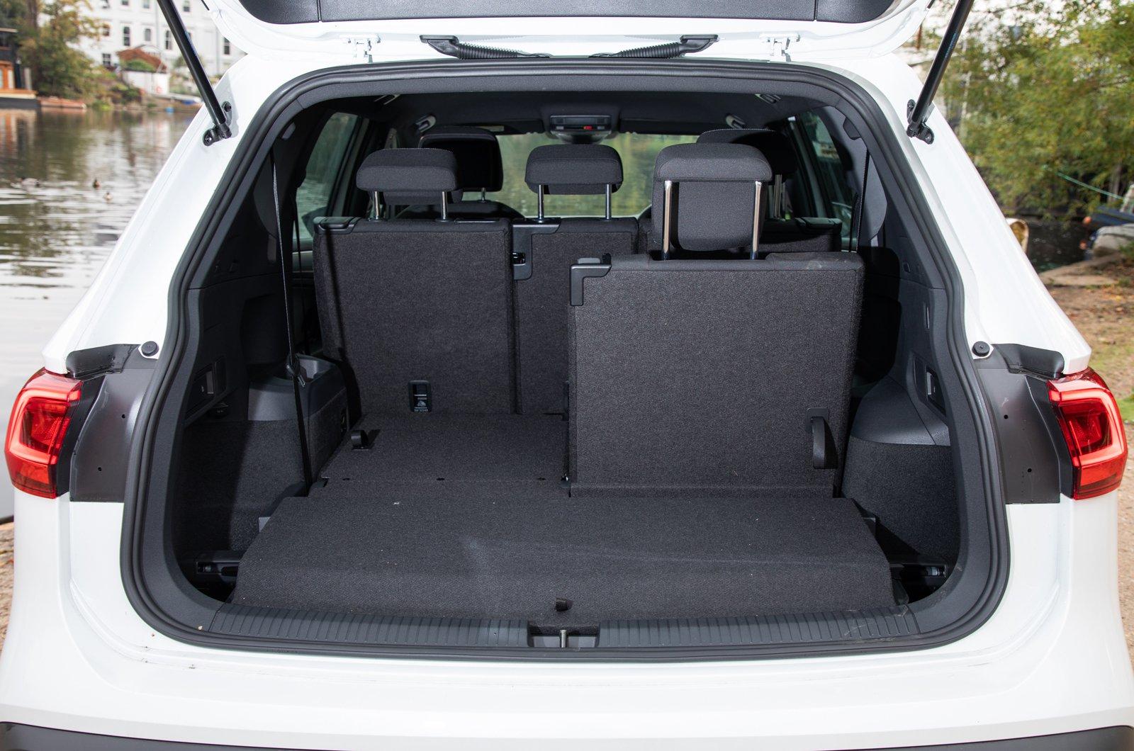 Long-term Seat Tarraco boot