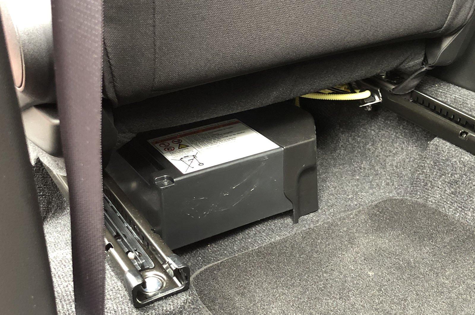 Used Suzuki Swift SHVS battery pack
