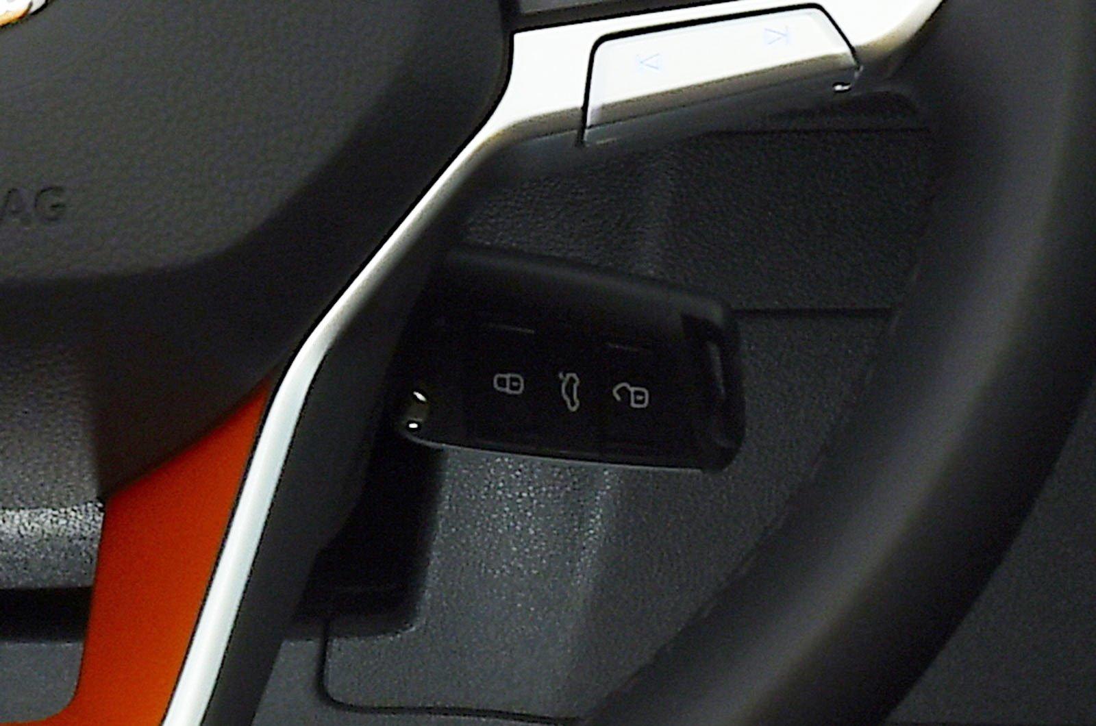 Volkswagen T-Cross key