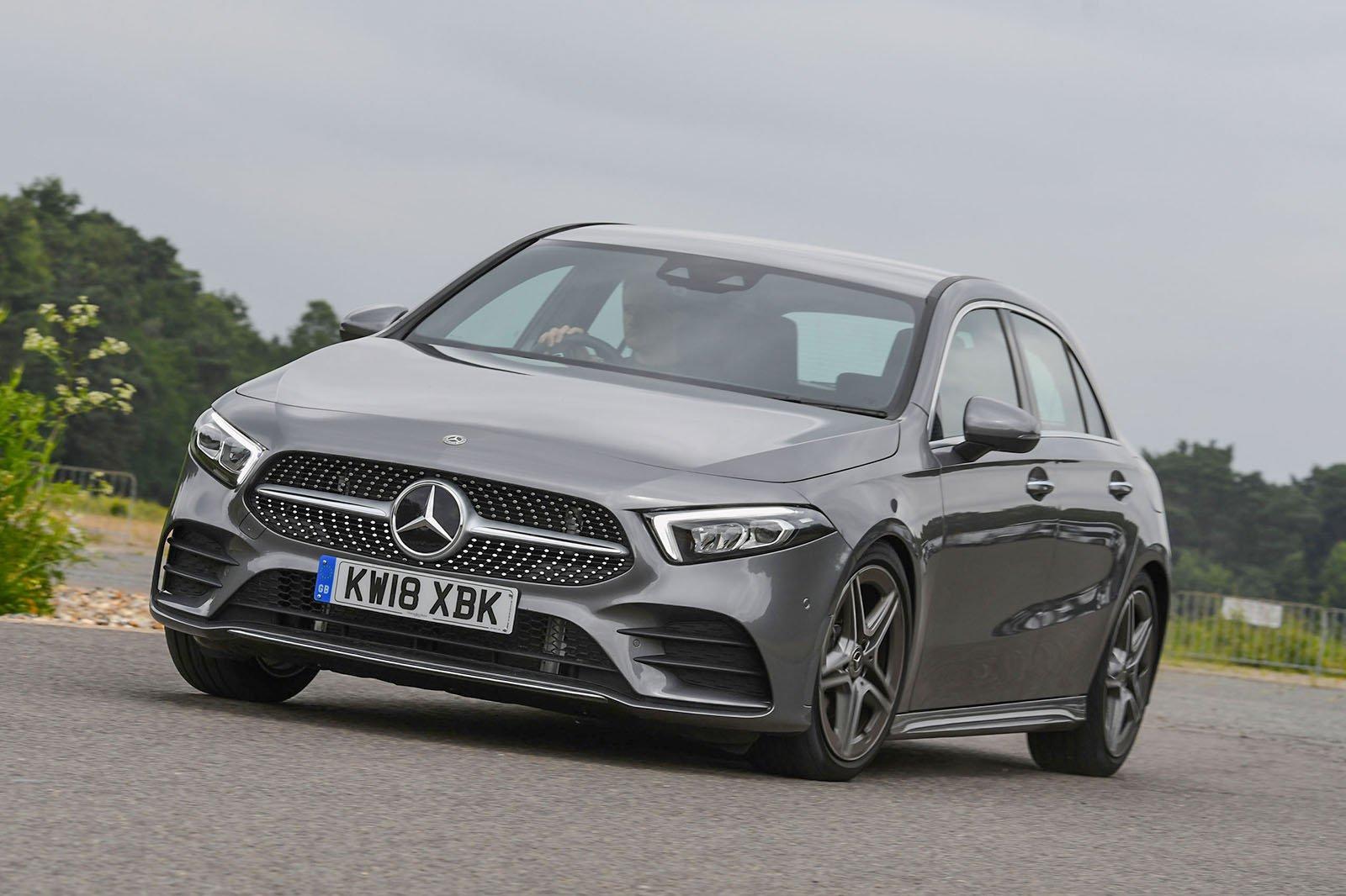 Mercedes-Benz A-Class A250 AMG Line Premium auto