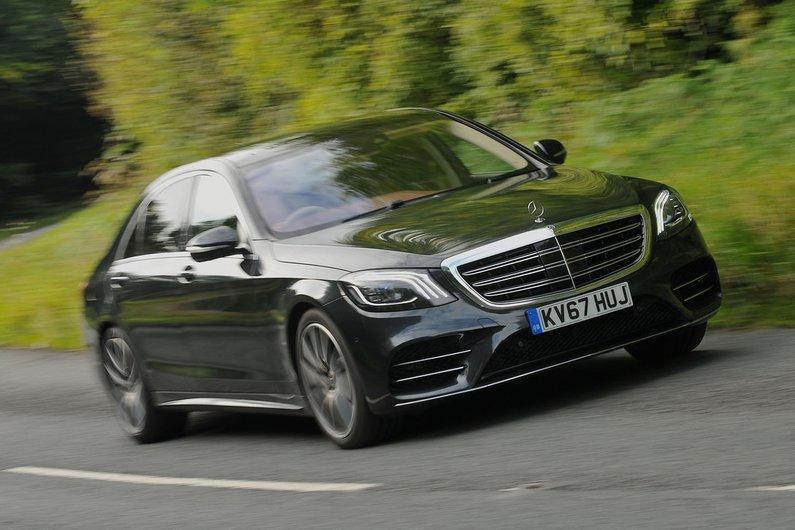 Mercedes S560e