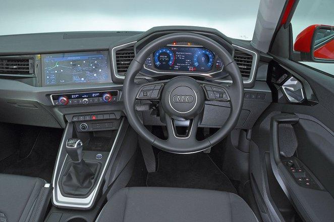 Audi A1 Sportback - interior