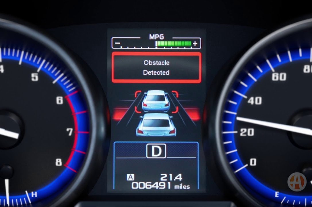 Subaru - Driver Management System on Forester e-Boxer