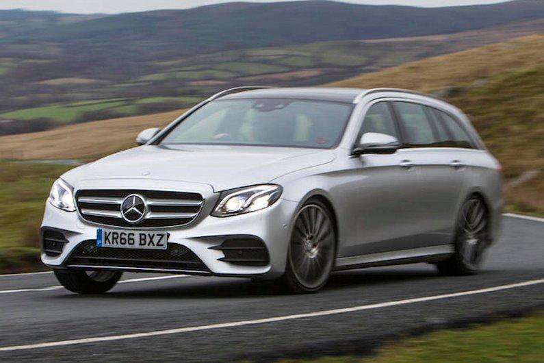 Mercedes-Benz E-Class Estate E220d 4Matic AMG Line Premium 9G-Tronic