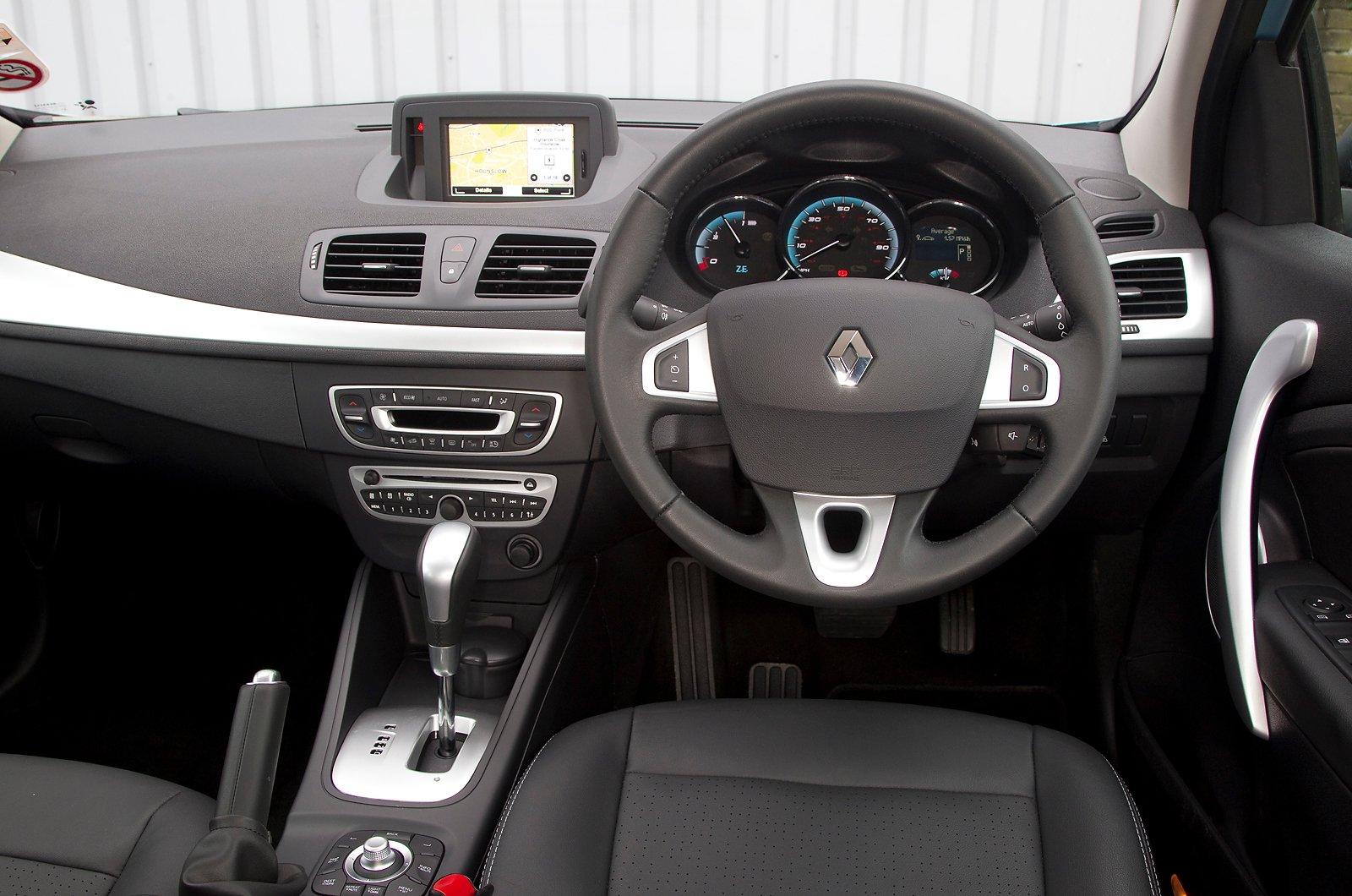 Renault Fluence - interior