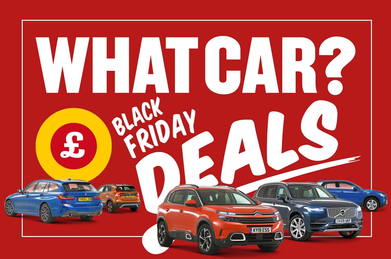What Car? Black Friday deals