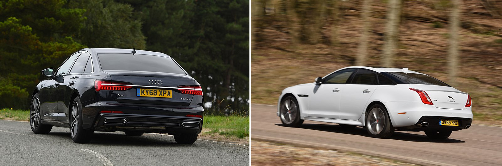 New Audi A6 vs used Jaguar XJ: which is best?