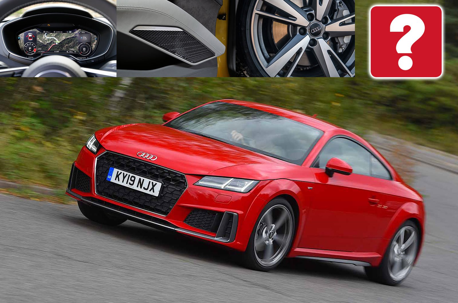 How to spec an Audi TT