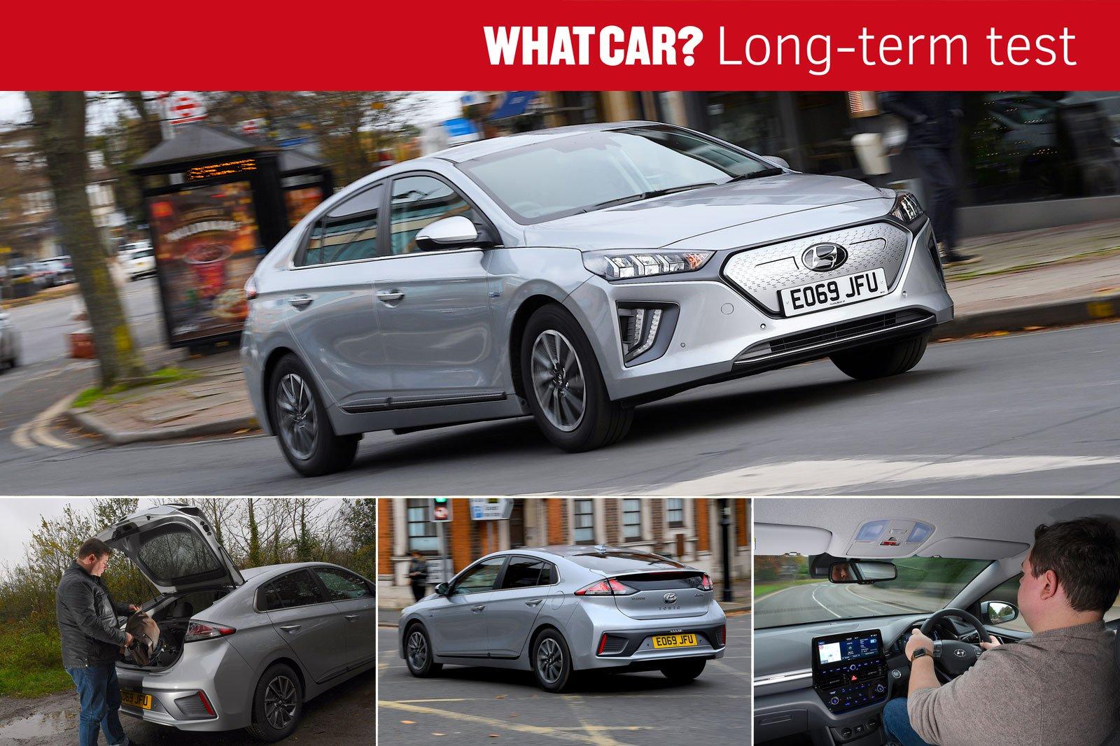 Hyundai Ioniq Electric long-term test