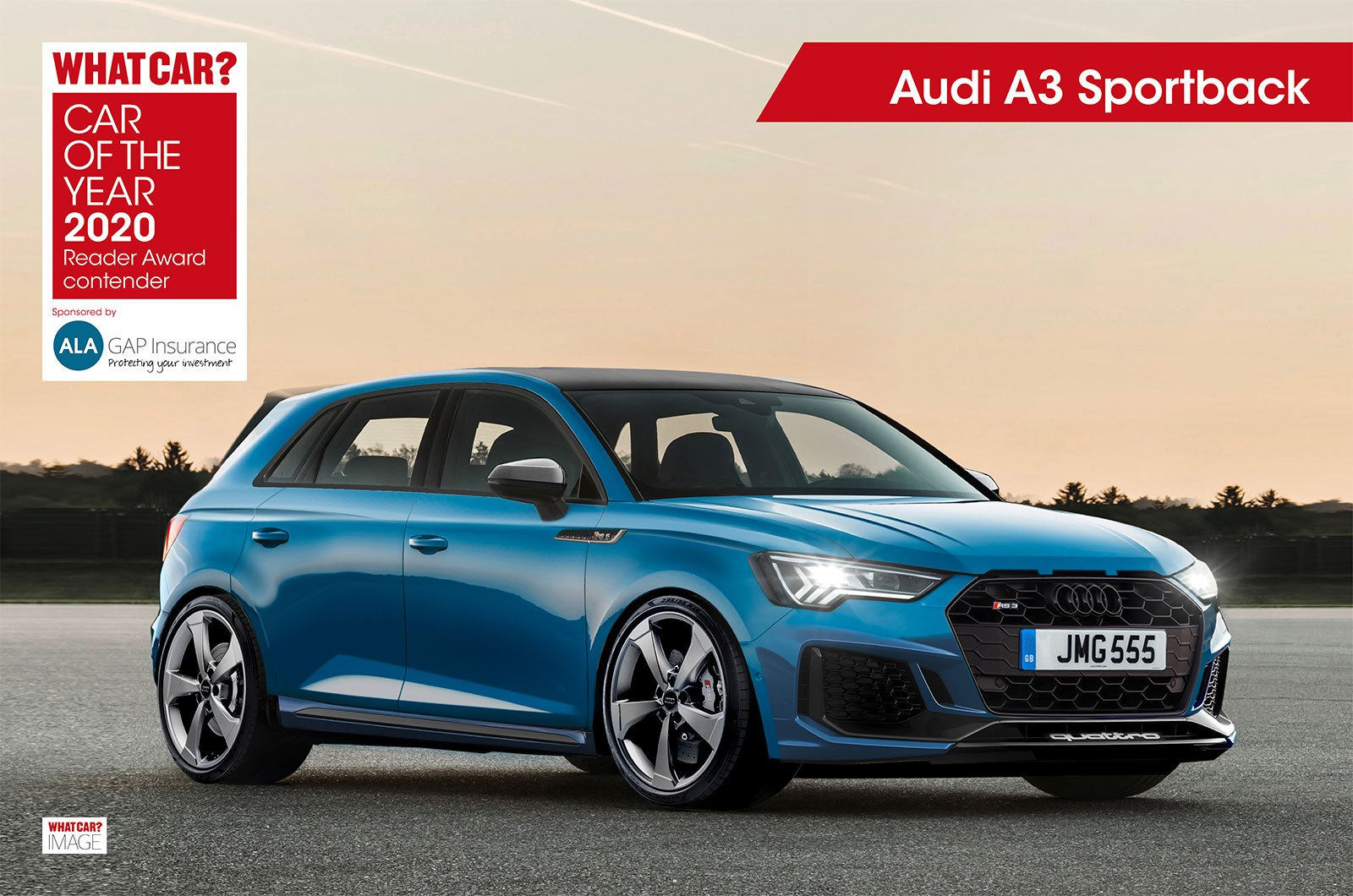 Audi A3 Reader Award