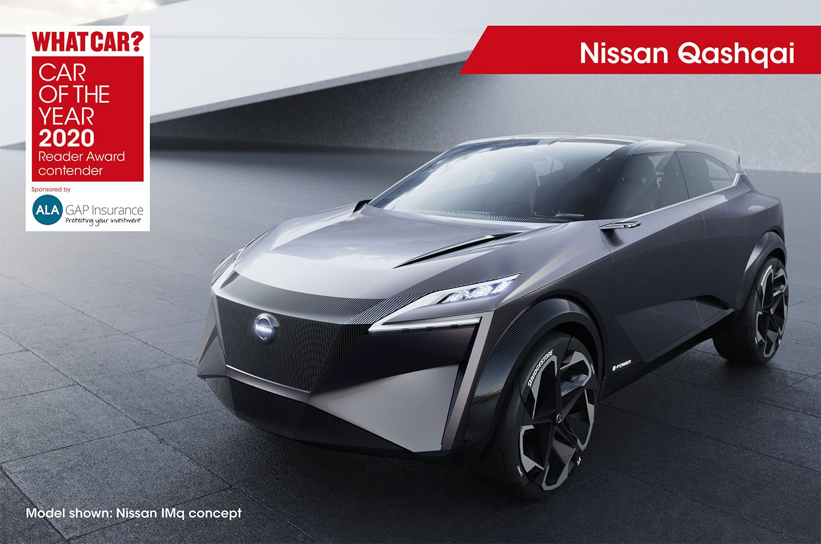 Nissan IMQ Reader Award