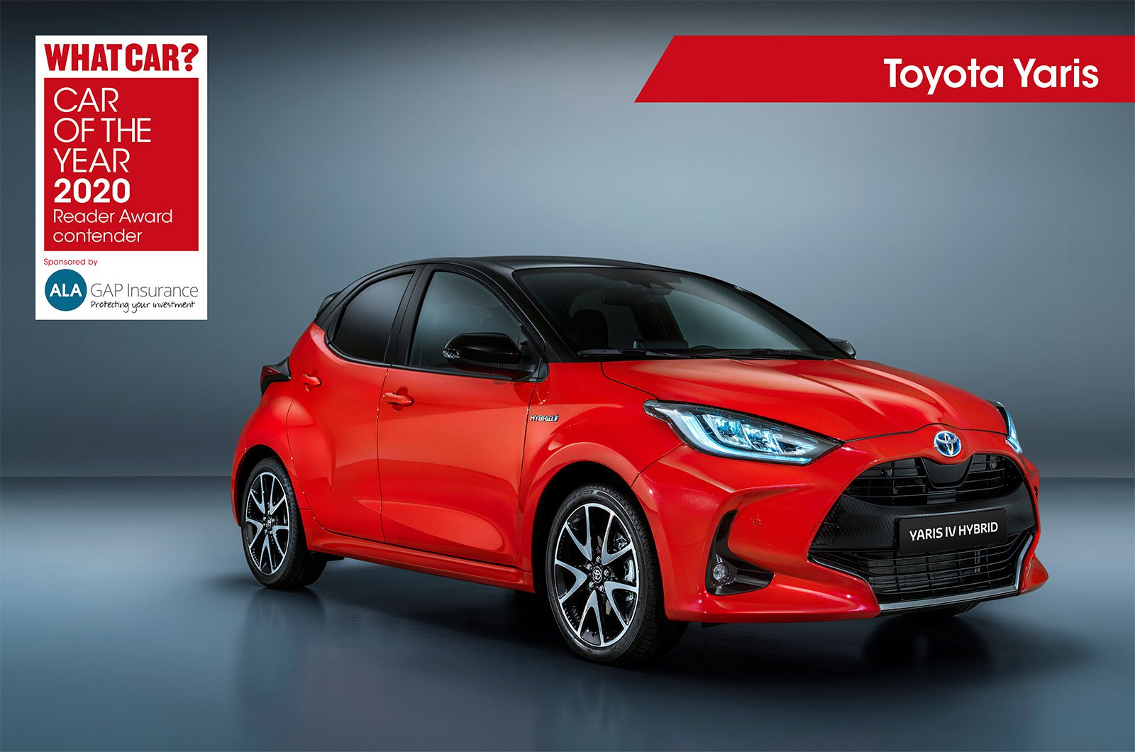 Toyota Yaris Reader Award