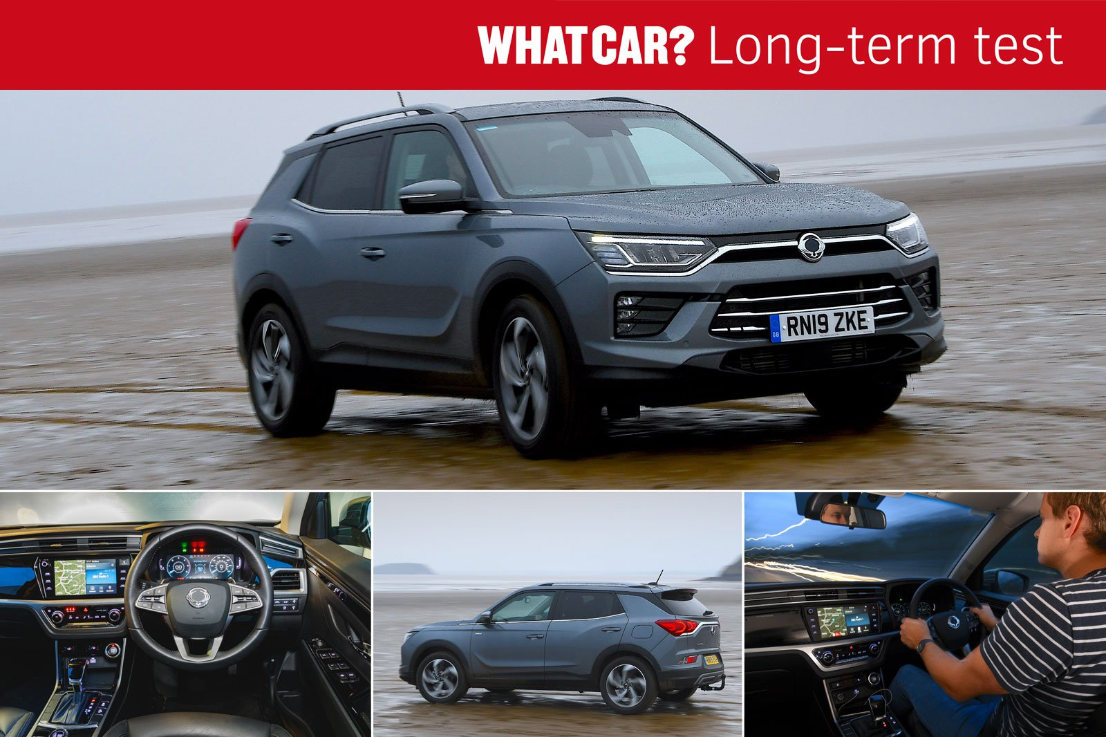 Ssangyong Korando long-term test