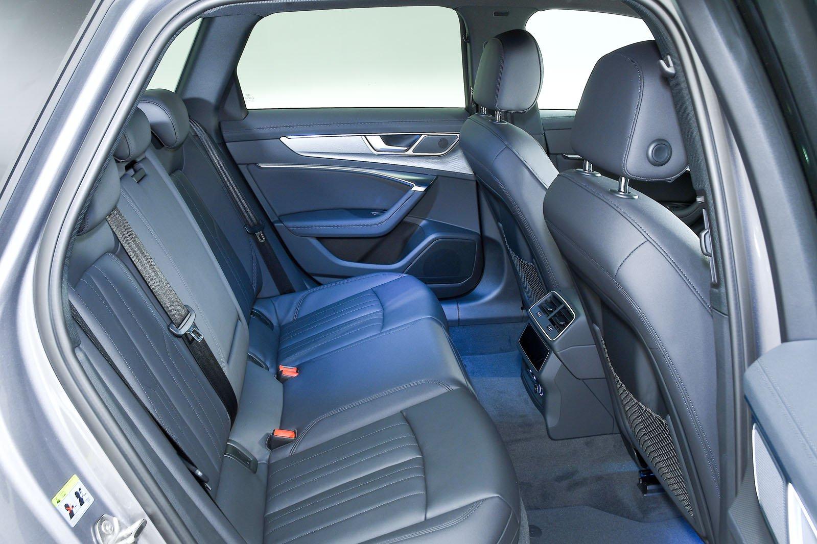 Audi A6 Allroad rear