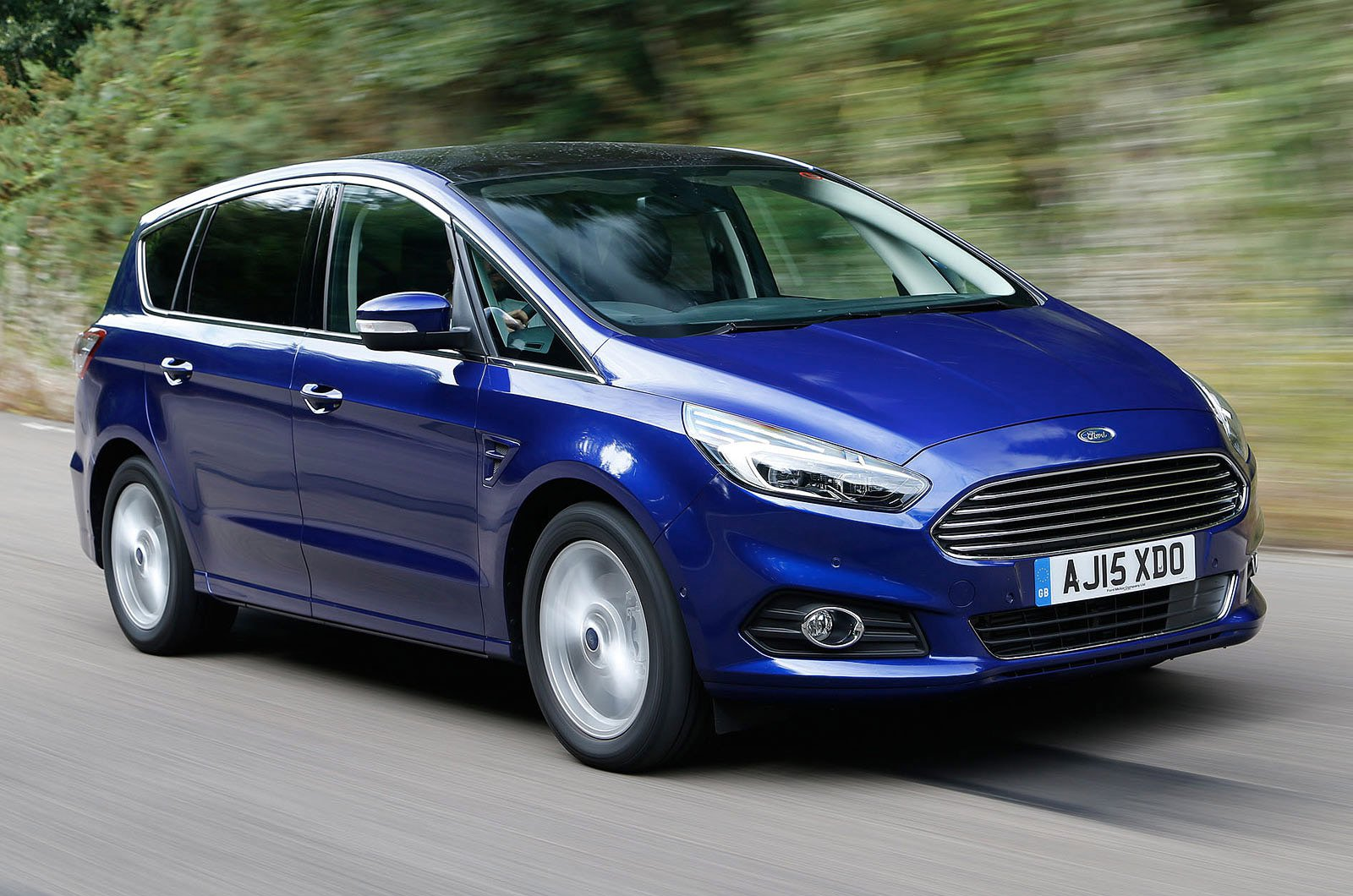 Ford S-MAX ST-Line 2.0 EcoBlue 190PS