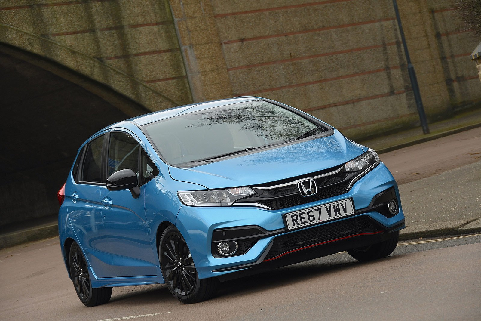 Honda Jazz EX 1.3 i-VTEC Manual