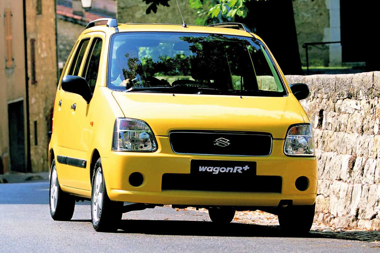 Suzuki Wagon R front