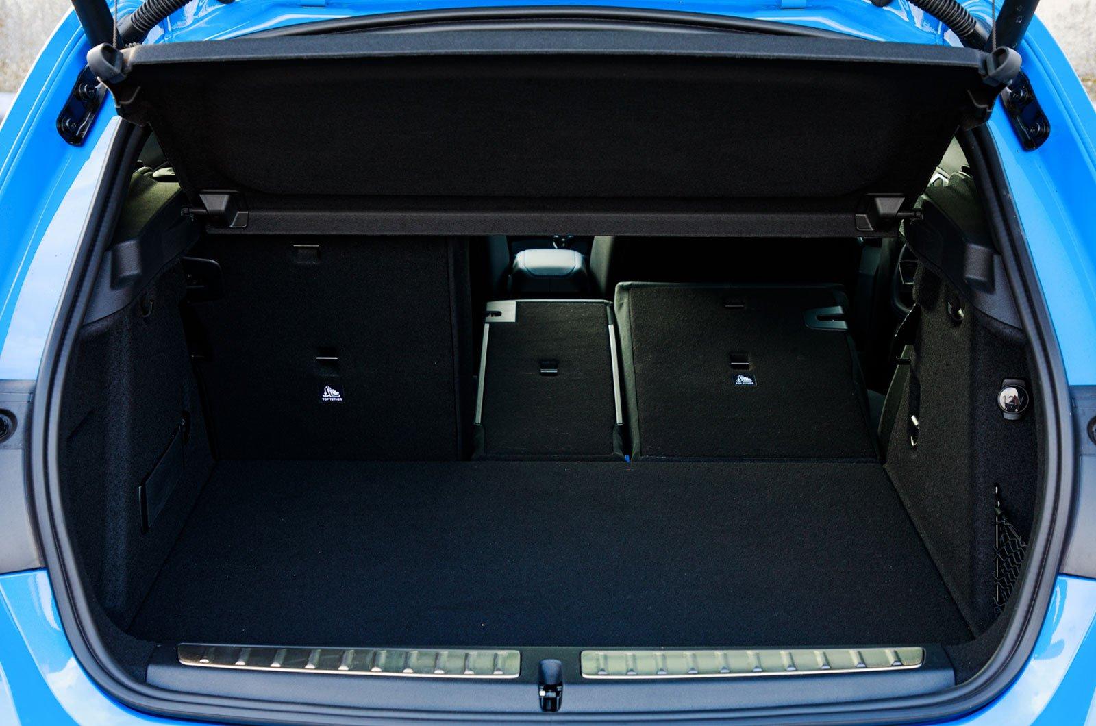 BMW 1 Series long-term report seats down