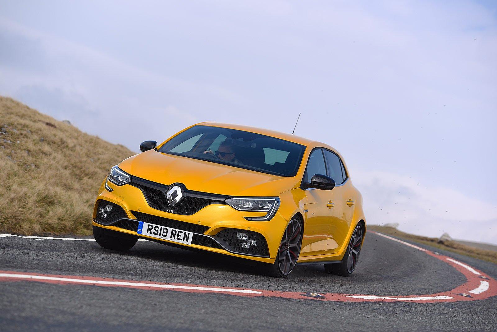 Renault Megane R.S. 1.8 280 5dr