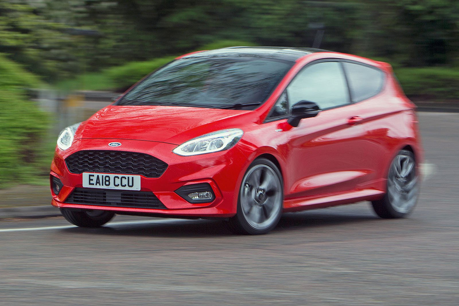 Ford Fiesta ST-Line 1.0 3 Door EcoBoost 100PS