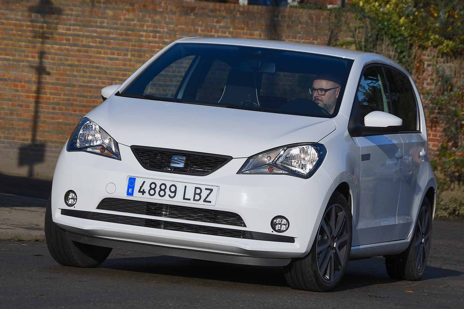 Seat Mii Electric 2019 front cornering