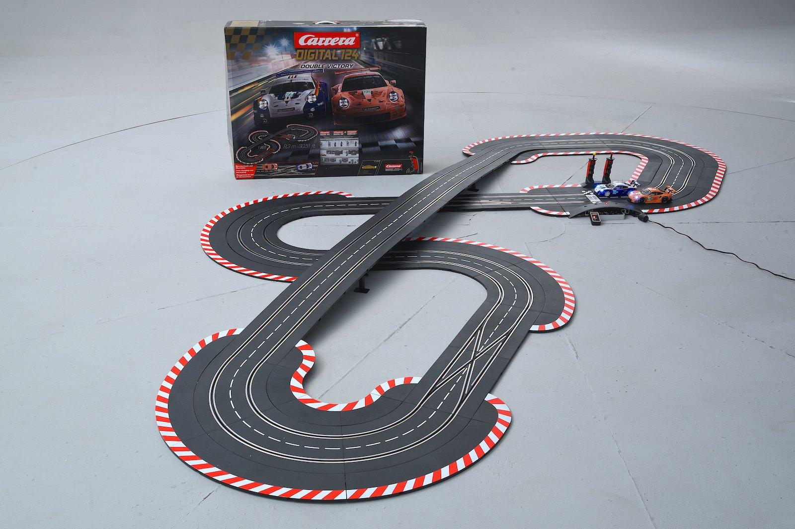 Carrera Double Victory set