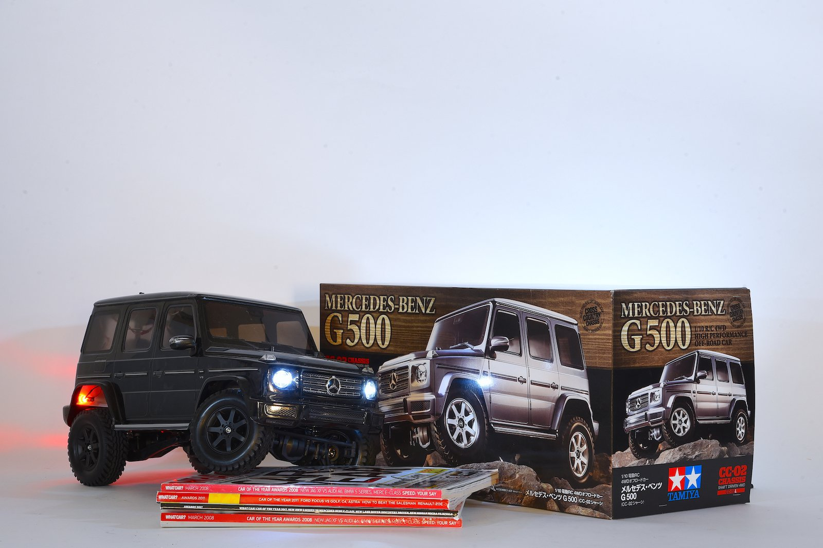 Tamiya G 500