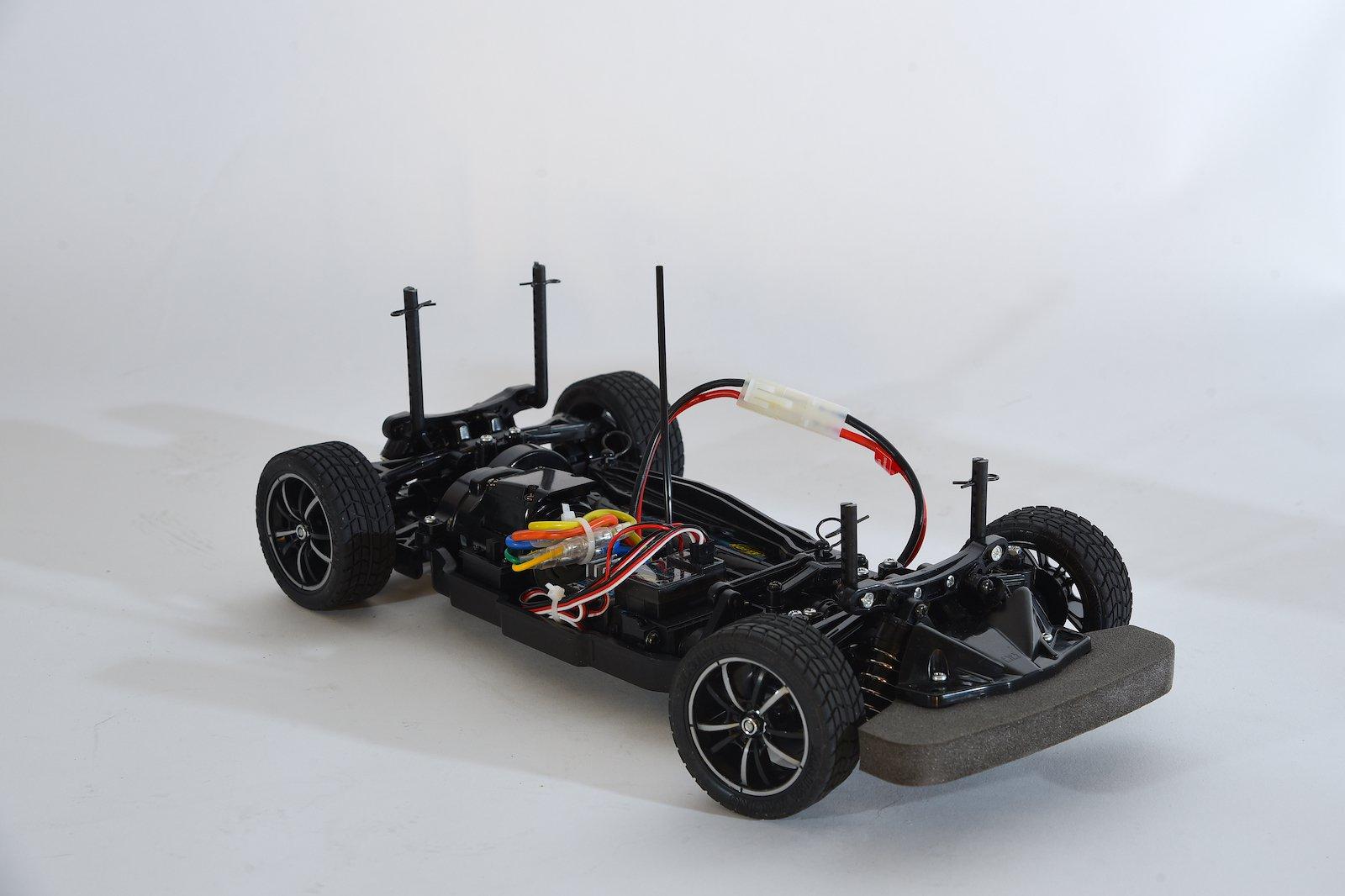 Tamiya Supra chassis