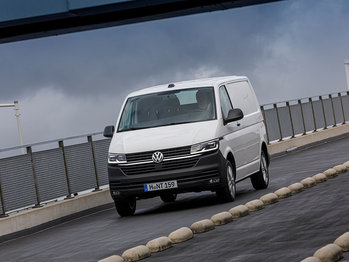 With a sharp new look, more safety, more comfort and more connected tech, Volkswagen's icon is setting the new van standard