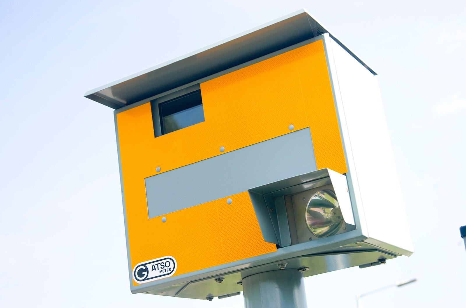 Gatso speed camera