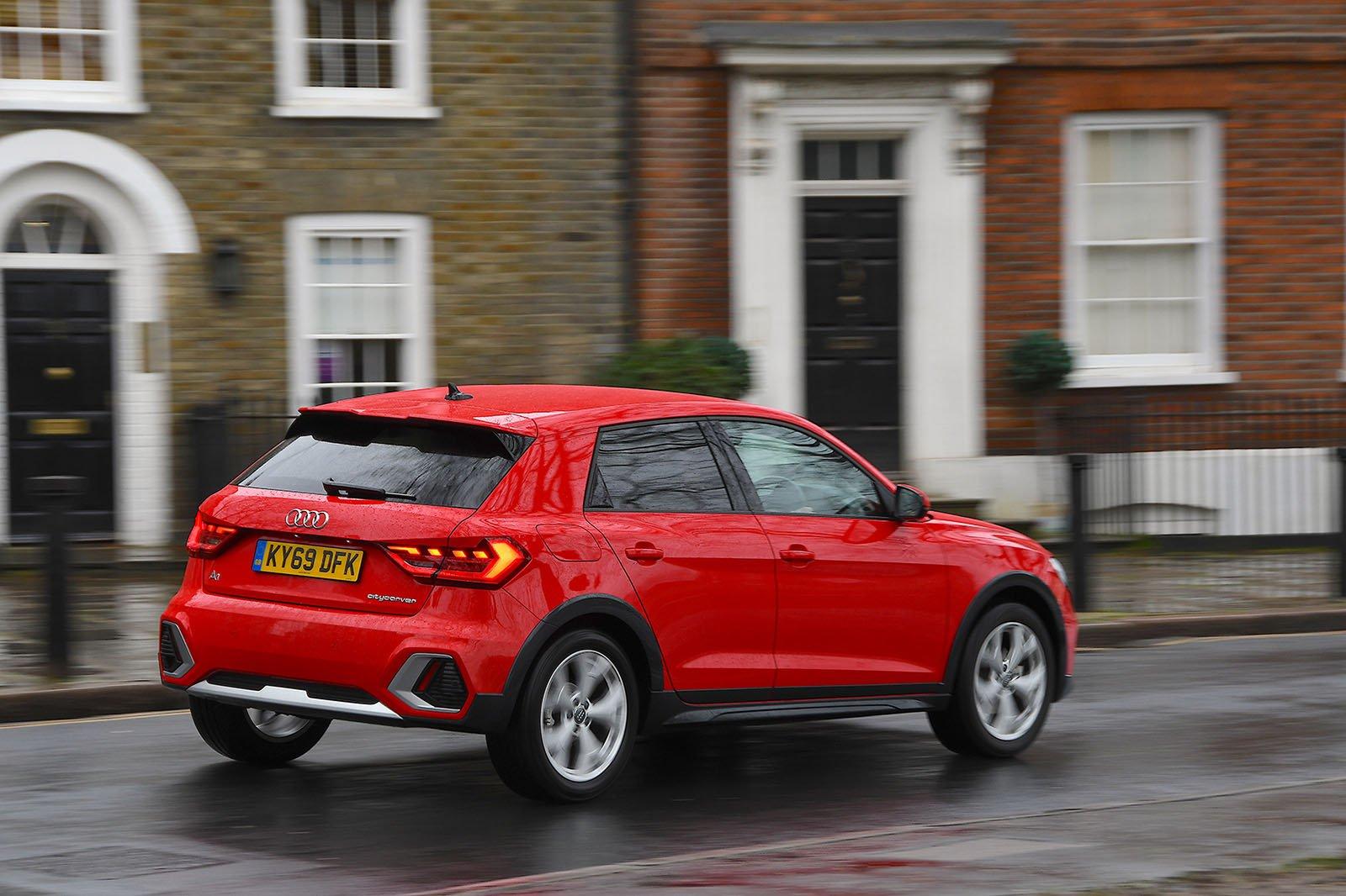 Audi A1 Citycarver verdict